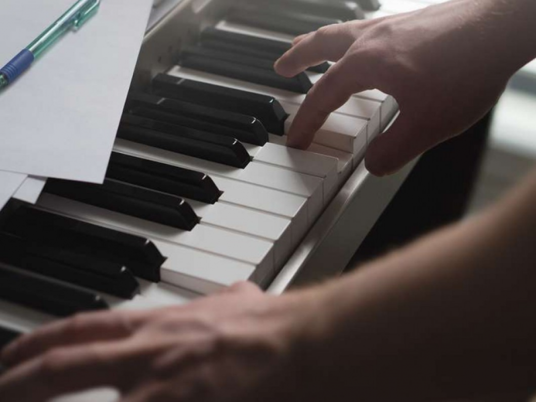 a part of piano - illustrative of playground sessions vs piano marvel