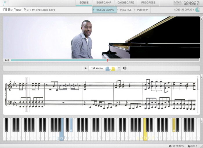 playground sessions - illustrative image of playground sessions vs piano marvel