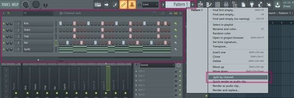 illustrative image of The Primary Features of FL Studio