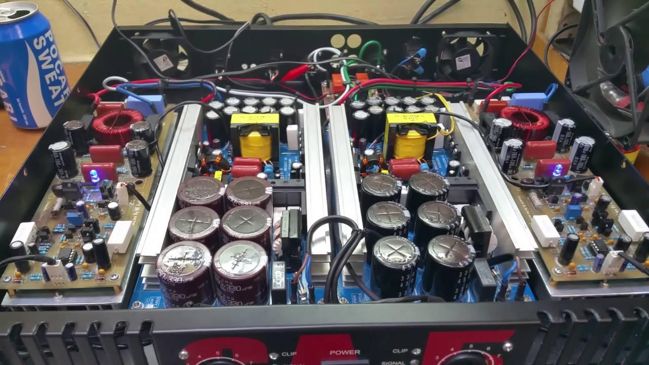 illustrative image of Class T Amplifier Vs. Class D 3