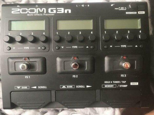 image of zoom g3n